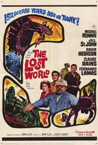 The Lost World - 27 x 40 Movie Poster - Style A