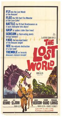 The Lost World - 27 x 40 Movie Poster - Style B
