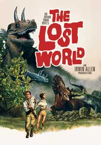 The Lost World - 11 x 17 Movie Poster - Style C