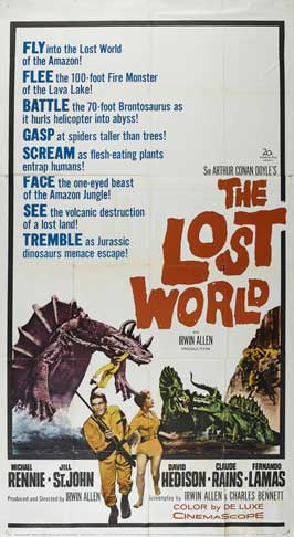 The Lost World - 20 x 40 Movie Poster - Style A