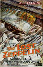 The Lost Zeppelin - 11 x 17 Movie Poster - Style A