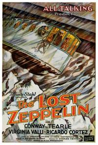 The Lost Zeppelin - 27 x 40 Movie Poster - Style A