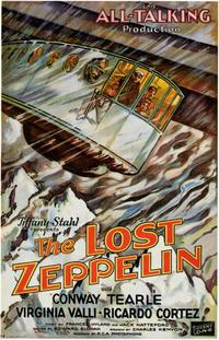 The Lost Zeppelin - 43 x 62 Movie Poster - Bus Shelter Style A