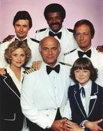 The Love Boat - Love Boat Cast Posed in Group Picture