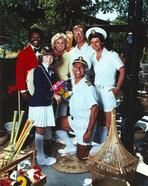The Love Boat - Love Boat with the Cast in Portrait