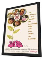 The Love Bug - 11 x 17 Movie Poster - Style A - in Deluxe Wood Frame