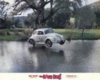 The Love Bug - 11 x 14 Movie Poster - Style C