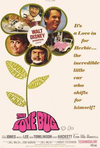 The Love Bug - 27 x 40 Movie Poster - Style A