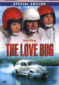 The Love Bug - 27 x 40 Movie Poster - Style C