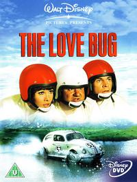 The Love Bug - 11 x 17 Movie Poster - UK Style A
