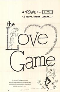 Love Game, - 11 x 17 Movie Poster - Style A