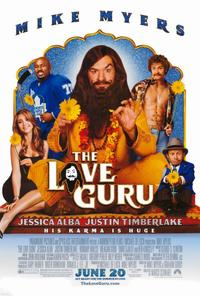 The Love Guru - 11 x 17 Movie Poster - Style B