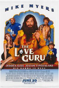 The Love Guru - 43 x 62 Movie Poster - Bus Shelter Style B