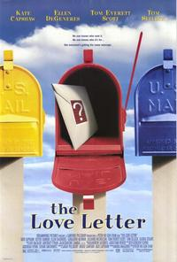 The Love Letter - 27 x 40 Movie Poster - Style B