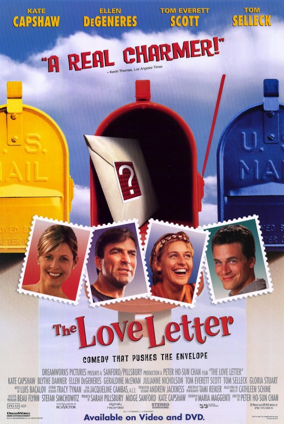The Love Letter Movie Posters From Movie Poster Shop