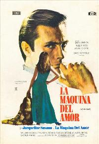 The Love Machine - 11 x 17 Movie Poster - Spanish Style A