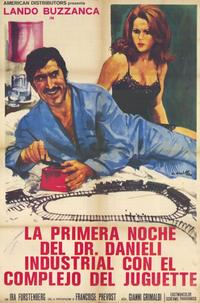 The Love Makers - 11 x 17 Movie Poster - Spanish Style A