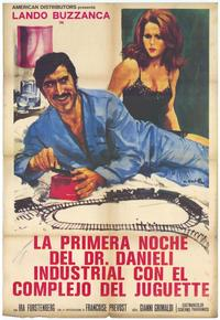 The Love Makers - 27 x 40 Movie Poster - Spanish Style A