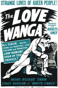 The Love Wanga - 43 x 62 Movie Poster - Bus Shelter Style A