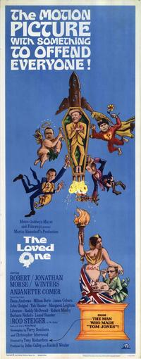 The Loved One - 14 x 36 Movie Poster - Insert Style A