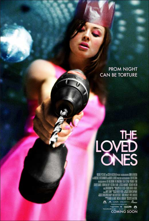 The Loved Ones - 11 x 17 Movie Poster - Style A