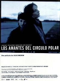 The Lovers from the North Pole - 11 x 17 Movie Poster - Spanish Style A