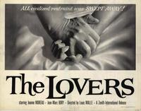 The Lovers - 22 x 28 Movie Poster - Half Sheet Style A