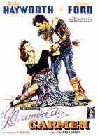 The Loves of Carmen - 27 x 40 Movie Poster - Italian Style G
