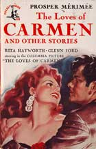 The Loves of Carmen - 11 x 17 Movie Poster - Style D