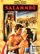 Loves of Salammbo - 11 x 17 Movie Poster - French Style A