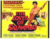 Loves of Salammbo - 11 x 14 Movie Poster - Style A