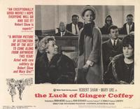 The Luck of Ginger Coffey - 11 x 14 Movie Poster - Style B