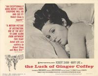 The Luck of Ginger Coffey - 11 x 14 Movie Poster - Style C
