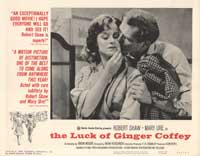 The Luck of Ginger Coffey - 11 x 14 Movie Poster - Style G