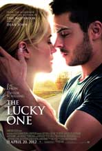 The Lucky One - DS 1 Sheet Movie Poster - Style A