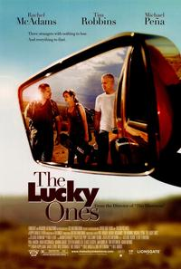 Lucky Ones, The - 43 x 62 Movie Poster - Bus Shelter Style A