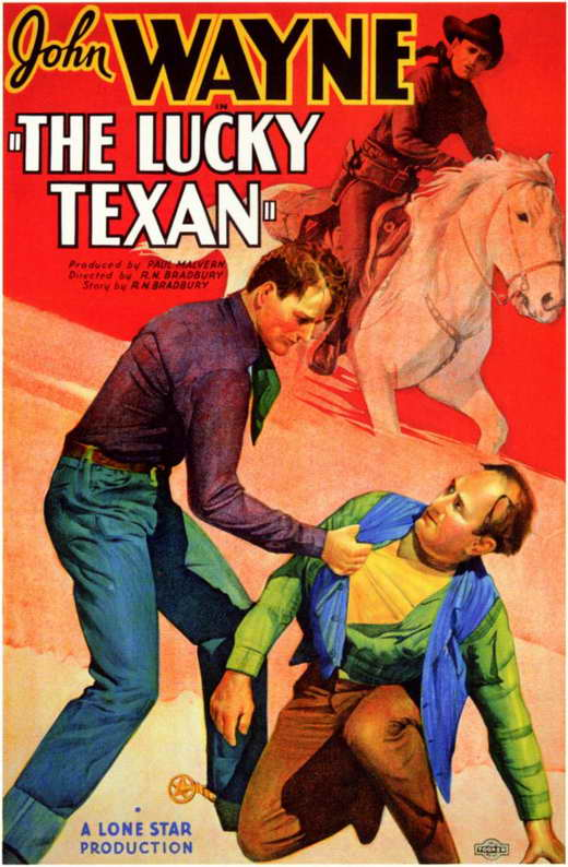The Lucky Texan movie