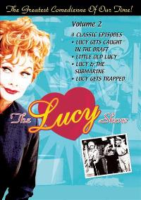 The Lucy Show (TV) - 11 x 17 TV Poster - Style A