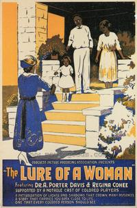 The Lure of a Woman - 27 x 40 Movie Poster - Style A