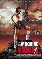 The Machine Girl - 11 x 17 Movie Poster - Style B