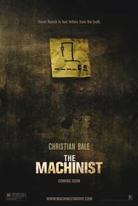 The Machinist - 11 x 17 Movie Poster - Style A
