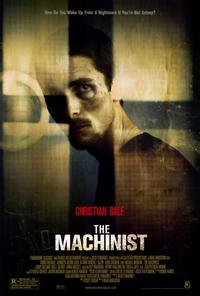 The Machinist - 27 x 40 Movie Poster - Style B
