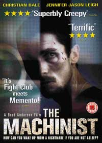 The Machinist - 27 x 40 Movie Poster - UK Style A