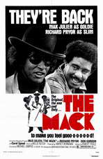 The Mack - 11 x 17 Movie Poster - Style A