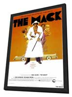 The Mack - 11 x 17 Movie Poster - Style A - in Deluxe Wood Frame