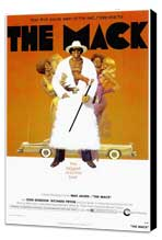 The Mack - 11 x 17 Movie Poster - Style A - Museum Wrapped Canvas