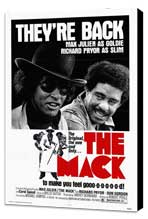 The Mack - 27 x 40 Movie Poster - Style A - Museum Wrapped Canvas