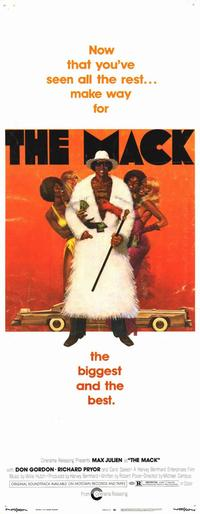 The Mack - 14 x 36 Movie Poster - Insert Style A