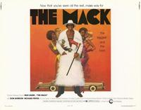 The Mack - 22 x 28 Movie Poster - Half Sheet Style A