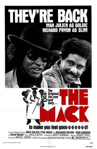The Mack - 43 x 62 Movie Poster - Bus Shelter Style A